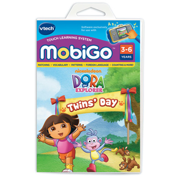 MobiGo Dora the Explorer