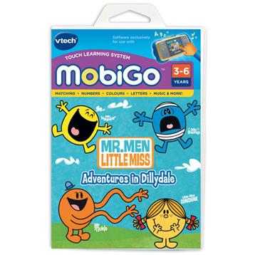 MobiGo Mr Men & Little Miss