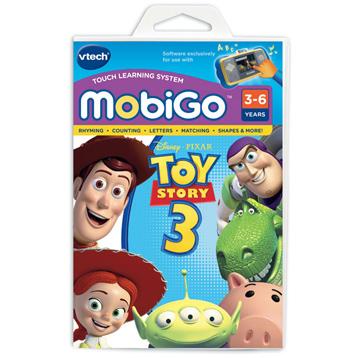 MobiGo Toy Story 3
