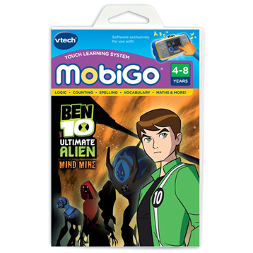 MobiGo Ben 10 Ultimate Alien