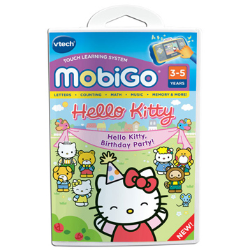 MobiGo Hello kitty