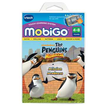 Penguins of Madagascar: Operation Touch & Go