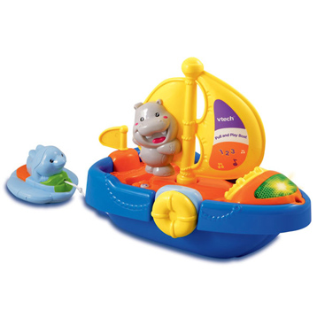 Pull & Play Boat