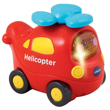 Toot-Toot Driver Helicopter