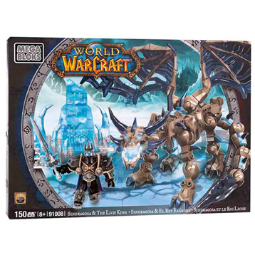 Warcraft Sindrago & Lich King