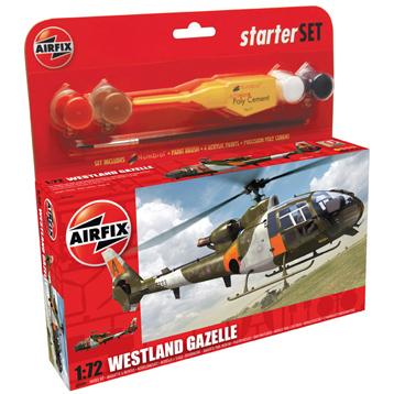 Westland Gazelle Starter Set - A50084