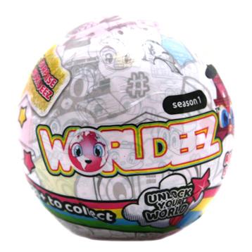 Worldeez Surprise Globe (Season 1)