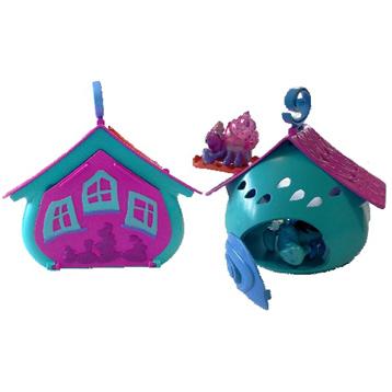 Xia-Xia Confetti Cottage