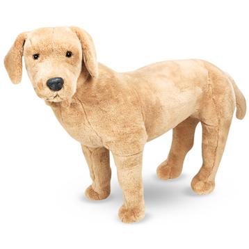 Yellow Labrador Plush
