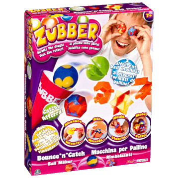 Zubber Bounce n Catch Ball Maker